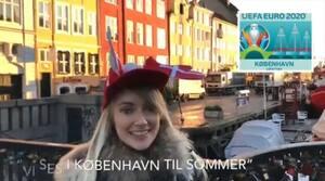 En russer, en finne og en belgier går rundt i København - de glæder sig til EURO 2020