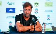 Jürgen Klopp chokeret over pressens første spørgsmål før Dortmund-testkamp: Wow!