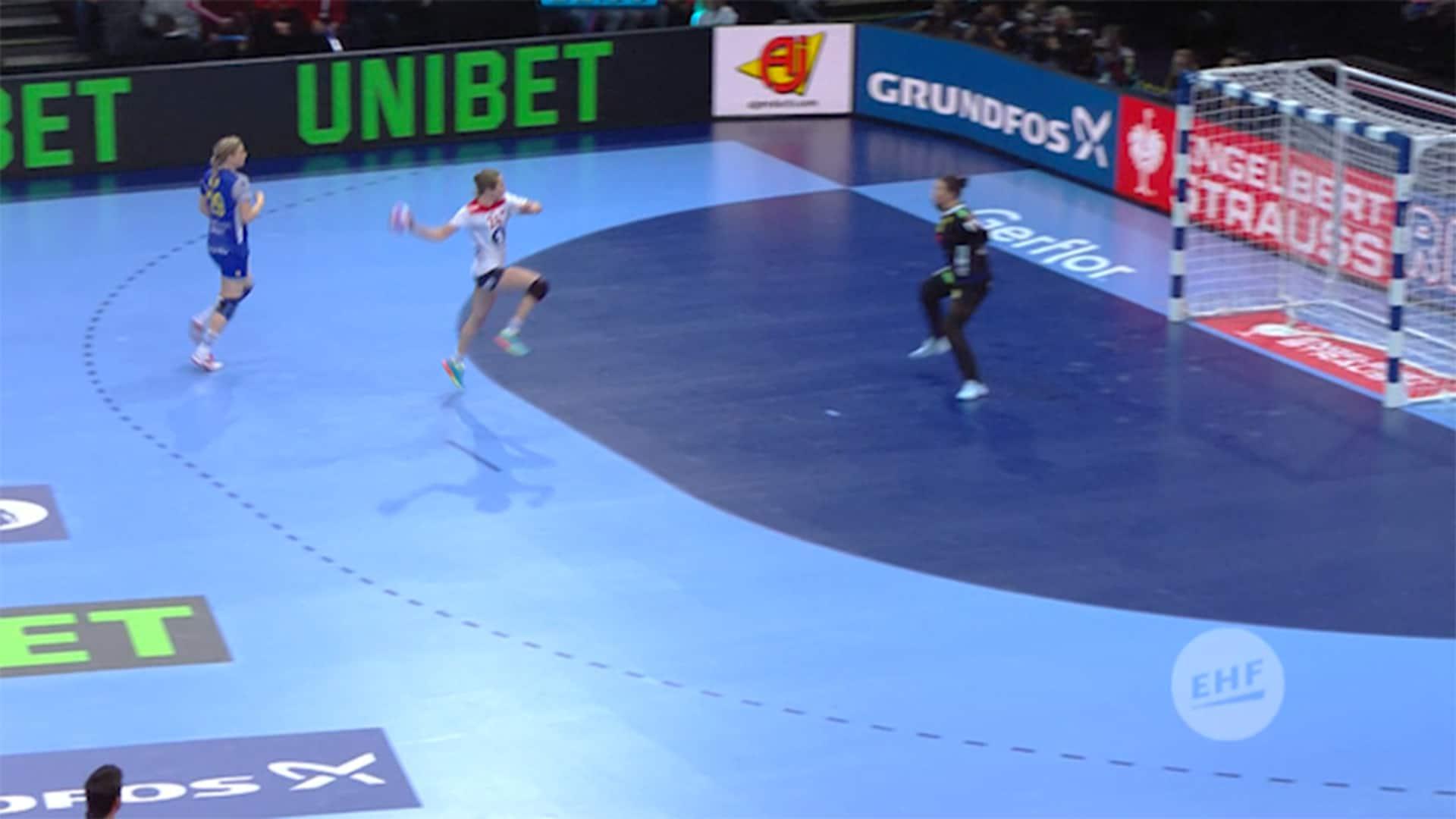 Sverige till final mot norge
