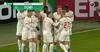 Klumpspil foran mål! Yussuf Poulsen og Leipzig bringer sig foran 1-0 i DFB-pokal