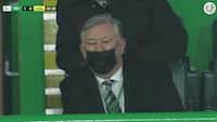 Direktøren som militær oberst: Se Celtic-fans kristiske og sarkastiske tweet