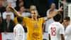 Stopper det aldrig: Zlatan sænkede England med ikonisk saksespark