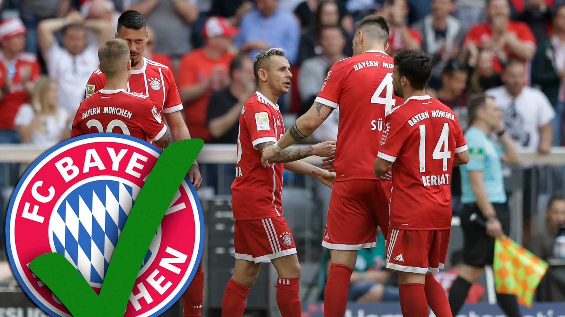 Bayern varvar italienskt