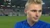 'Jeg er tom for ord': Rystet Victor Nelsson kan ikke sætte ord på FCK-nedsmeltning