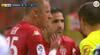 Fabregas ser rødt: Monaco-stjernen stempler modstander - VAR skaffer korrekt straf