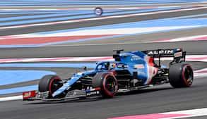 Kiesa om skuffende Alpine: 'Ricciardos exit har kostet dyrt'