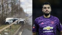 Man. United-spiller smadrer sin Lamborghini i grim ulykke