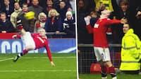 Rooneys derbybasker og Girouds vanvittige hælmål - se de mest akrobatiske PL-mål her