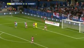 Skadet målscorer og frækt lob da Montpeiller besejrede Monaco