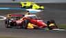 Lundgaard imponerede i IndyCar-debut: Se højdepunkterne fra løbet i Indianapolis her
