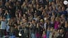 Klasse: Rochdale-fans hylder deres helte efter snævert nederlag på Old Trafford
