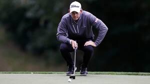 Joachim B. Hansen mister pusten i topstrid på European Tour