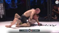 Dengang Mark O. Madsen dominerede Patrick Nielsen i MMA-buret