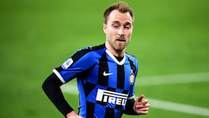 Fuld spilletid: Eriksen får mere træner-ros efter Inter-sejr