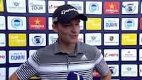 Rasmus Højgaard efter super-runde: Næste step er US Open