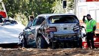 Woods slipper for anklage om hensynsløs kørsel ved ulykke