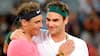 Federer hylder Nadal: Håber vi kan fortsætte rejsen