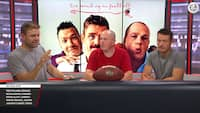 Tre Mand og en Football: Stjernene bliver væk på grund af penge og modersmærker