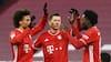 0-2 til 5-2 på 33 minutter: Bayern tromler Mainz over efter chokstart
