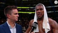 Joshua efter chok-nederlag: 'Det er 100 procent sikkert, at jeg vil ha´ revanche'