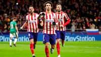 Felix og Felipe sender Atlético Madrid videre