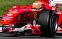 SKRU OP: Her fyrer Mick Schumacher den max af i fars F1-racer