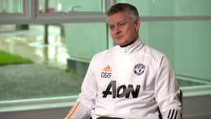 Solskjær før Liverpool: 'Vi skal turde drømme stort i United'