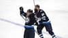 Vanvittige scener: Ehlers sikrer Jets-sejr i overtidsdrama mod Oilers - se højdepunkterne her