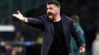 Gattuso ærgrer sig over uafgjort mod ufarlige Barcelona - se alle højdepunkter fra kampen
