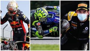 Klar til endnu en vild motorsportsweekend: Sådan sender vi F1, F2, F3, Porsche og MotoGP