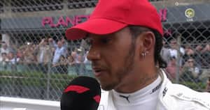 Hamilton: 'Lad kørerne bestemme hvilke baner, som vi skal køre på - vi ved bedst'