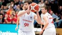Basketballlandsholdet møder fredag og søndag verdenstoppen: Se kampene på TV3 Max og Viaplay