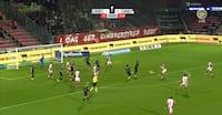 Pokaldrama: AaB fremprovokerer forlænget spilletid med scoring i det 93. minut