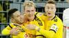 Se billedet: Dortmund-stjerne holder ferie i København