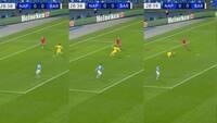 'Is i maven!' Ospina får Messi til at ligne en juniorspiller - Mertens scorer sekunder senere