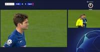 Et stort Chelsea-mareridt: Alonso slår Lewandowski og får rødt