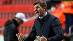 Gerrard afviser rygter: Vil og skal aldrig træne Everton