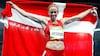 OL-sølvmedalje til Sara Slott i 400 meter hækkeløb