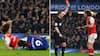 Luiz-nedsmeltning: Begår straffespark og får rødt kort ved Chelsea-scoring