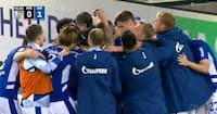Holder fast i toppen: Schalke 04 vinder efter mål i det 95. minut