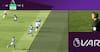 'Hold da op - det kunne jeg ikke se'. Spurs får mål underkendt efter utrolig tæt offside