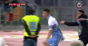 Milinkovic-Savic header Lazio mod pokaltriumf! Se målet her