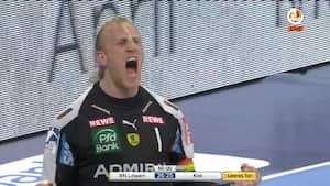 Vanvittigt drama: Rhein-Neckar var 7 mål nede - ender med at slå Kiel 26-25