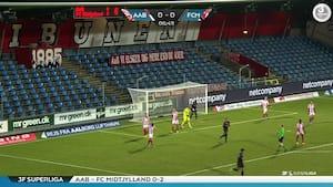 FCM, BIF og AGF sejrede – FCK smed point: Se ALT det bedste fra 3F Superligaen her