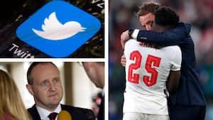 Engelsk politi anholder fire for racisme efter EM-finale