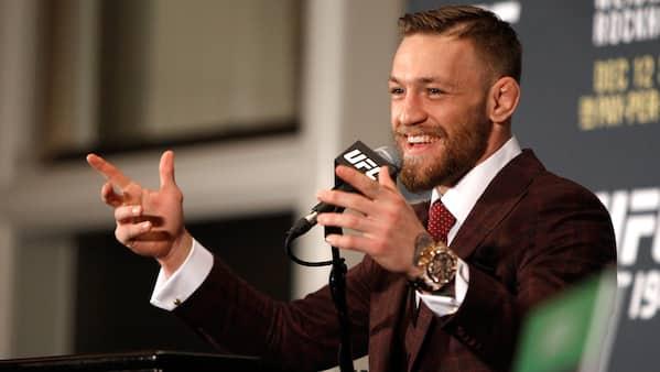 Dos Anjos: McGregor vil knægte som en pige