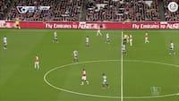 Husker du? PL-dommer ydmyger Arsenal-stjerne med fræk tunnel