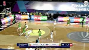 Avenida sejrer sikkert i Euroleague-semifinale - se dem lukke i sidste minutter