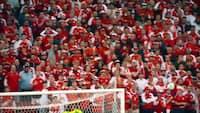 Fantastisk stemningsvideo: Genoplev alt det bedste fra drømmekampen i går