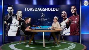 Kan PSG vinde CL? Brænder stolen hos Zidane? Torsdagsholdet tager fat i alle de vigtigste emner - se hele programmet her